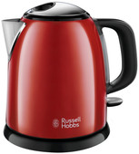 Russell Hobbs Colours Plus+ Mini Red