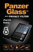 PanzerGlass Privacy Apple iPad 2/3/4 Screen protector Glass