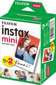Fujifilm Instax Mini Colorfilm Glossy 10x2 pack