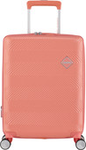 American Tourister Flylife Expandable Spinner 55cm Coral Pink