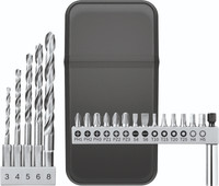 Bosch YOUseries 11-piece drill bit set