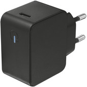 Trust Summa 18 Usb-c Home Charger 3A Power Delivery Black