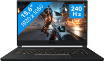 MSI Stealth Thin GS65 9SG-426BE Azerty