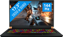 MSI Stealth GS75 9SG-260BE Azerty