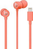 Beats urBeats3 Connecteur Lightning Corail