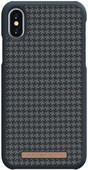 Nordic Elements Sif Couture Apple iPhone X / Xs Back Cover Gray