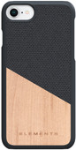 Nordic Elements Hell Apple iPhone 6 / 6s / 7/8 Back Cover Gray / Wood