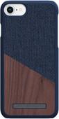Nordic Elements Frejr Apple iPhone 6 / 6s / 7/8 Back Cover Blue / Wood