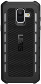 UAG Hard Case Outback Samsung Galaxy A6 Back Cover Zwart