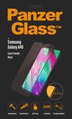PanzerGlass Case Friendly Samsung Galaxy A40 Screenprotector Glas Zwart