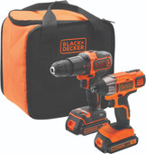 Black & Decker BCK21S2S-QW