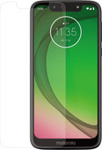 Azuri Protège-écran en Verre trempé Motorola Moto G7 Play