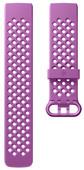 Fitbit Charge 3 Sportband Siliconen Purple L
