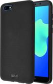 Azuri Flexible Sand Huawei Y5 (2018) Back Cover Zwart