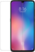 Azuri Gehard Glas Xiaomi MI 9 Screenprotector Glas