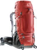Deuter Aircontact Pro 60 + 15 Lava/Anthracite