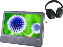 Autovision AV1900IR UNO + Autovision AV-IRS headphones
