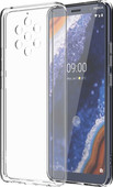 Nokia 9 PureView Slim Crystal Back Cover Transparant