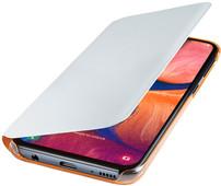Samsung Galaxy A20e Wallet Book Case White
