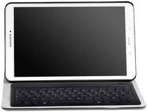 Just in Case Premium Housse de clavier Samsung Galaxy Tab A 10.1 (2016) Noir AZERTY
