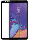 Azuri Gehard Glas Galaxy A7 (2018) Screenprotector Glas Zwar