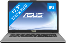 Asus VivoBook Pro N705UD-GC137T-BE - Azerty