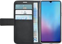 Azuri Wallet Magneet Huawei Mate 20 Book Case Zwart