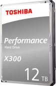 Toshiba X300 Performance Hard Drive 12TB