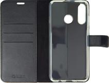 Valenta Booklet Gel Skin Huawei P30 Lite Cuir Noir