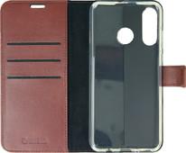 Valenta Booklet Gel Skin Huawei P30 Lite Brown Leather