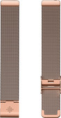 Fitbit Inspire / Inspire HR Band Metal Rose Gold