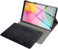 Just in Case Premium Coque Clavier Bluetooth Samsung Galaxy Tab S5e Noir AZERTY