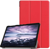 Just in Case Coque Smart Tri-Fold Samsung Galaxy Tab A 10.5 Rouge