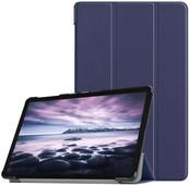 Just in Case Samsung Galaxy Tab A 10.5 Smart Tri-Fold Case Blauw