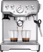 Solis Caffespresso Pro 117 Zilver