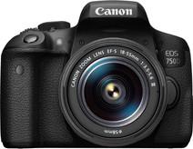 Canon EOS 750D + 18-55 III