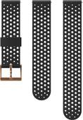 Suunto Athletic 1 20mm Band Silicone Black / Copper