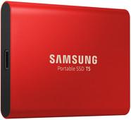 Samsung Portable SSD T5 500GB Rood