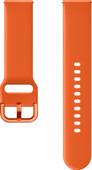 Samsung Galaxy Watch Active  Watch Strap Plastic Orange