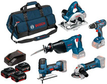 Bosch Toolkit Battery 0615990K6N