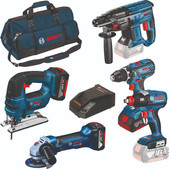 Bosch Toolkit Battery 0615990K6L