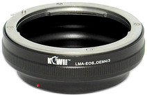 Kiwi Photo EOS-Micro Four Thirds Adapter