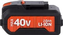 Powerplus Dual Power Battery 40V 2,0 Ah Li-Ion