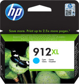 HP 912XL Cyaan (3YL81AE)