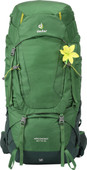 Deuter Aircontact 60 + 10L SL Leaf/Forest