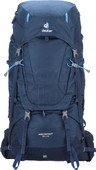 Deuter Aircontact 55 + 10L Midnight/Navy
