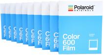 Polaroid Originals Color Instant Photo Paper 600 (10x 8 pieces)