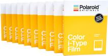 Polaroid Originals Color Instant Photo therapy i-type (10x 8 pieces)