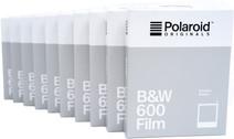 Polaroid Originals B&W Instant Photo Paper 600 (10x 8 pieces)