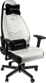 Noblechairs ICON Gaming Chair PU Faux Leather - white / black